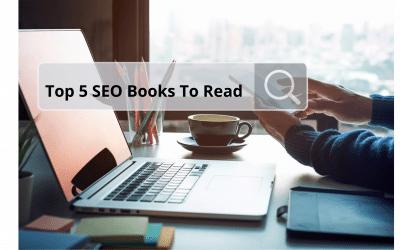 Top 5 SEO Books To Read